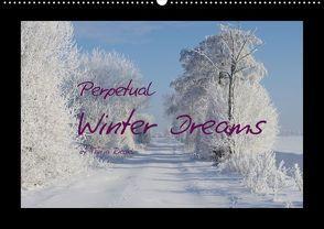 Perpetual winter Dreams by Tanja Riedel (Wandkalender immerwährend DIN A2 quer) von N.,  N.