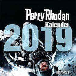 Perry Rhodan Kalender 2019 von Frick,  Klaus