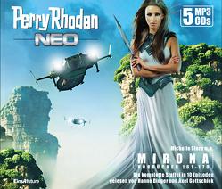 Perry Rhodan Neo Episoden 161-170 (5 MP3-CDs) von Dinger,  Hanno, Gottschick,  Axel, Stern,  Michelle