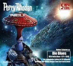 Perry Rhodan Neo Episoden 171-180 (5 MP3-CDs) von Dinger,  Hanno, Endler,  Arno, Gottschick,  Axel