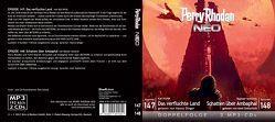 Perry Rhodan NEO MP3 Doppel-CD Folgen 147 + 148 von Dinger,  Hanno, Gottschick,  Axel, Hirdt,  Kai, Schorm,  Rainer