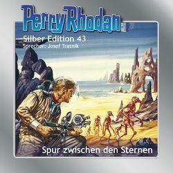Perry Rhodan Silber Edition 43. Spur zwischen den Sternem von Darlton,  Clark, Ewers,  H.G., Kneifel,  Hans, Tratnik,  Josef, Voltz,  Wiliam