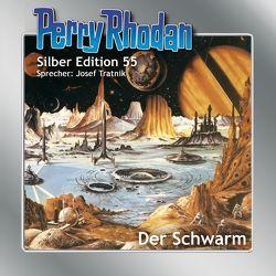 Perry Rhodan Silber Edition 55: Der Schwarm von Darlton,  Clark, Kneifel,  Hans, Tratnik,  Josef