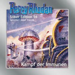 Perry Rhodan Silber Edition 56: Kampf der Immunen von Darlton,  Clark, Kneifel,  Hans, Tratnik,  Josef