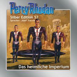 Perry Rhodan Silber Edition 57: Das heimliche Imperium von Francis,  H G, Tratnik,  Josef, Voltz,  William