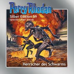 Perry Rhodan Silber Edition 59: Herrscher des Schwarms von Darlton,  Clark, Tratnik,  Josef, Voltz,  William