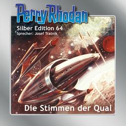 Perry Rhodan Silber Edition 64: Die Stimmen der Qual von Darlton,  Clark, Francis,  H G, Tratnik,  Josef, Vlcek,  Ernst, Voltz,  William