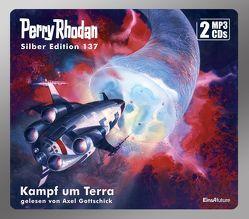 Perry Rhodan Silber Edition (MP3 CDs) 137: Kampf um Terra von Ewers,  H.G., Francis,  H G, Gottschick,  Axel, Vlcek,  Ernst