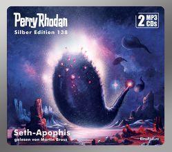 Perry Rhodan Silber Edition (MP3 CDs) 138:Seth-Apophis von Ewers,  H.G., Francis,  H G, Gottschick,  Axel, Vlcek,  Ernst
