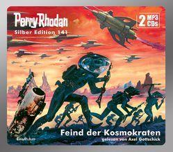 Perry Rhodan Silber Edition (MP3 CDs) 141:Feind der Kosmokraten von Gottschick,  Axel, Ziegler,  Thomas