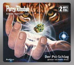 Perry Rhodan Silber Edition (MP3 CDs) 142: Der Psi-Schlag von Bross,  Martin, Ewers,  H.G.