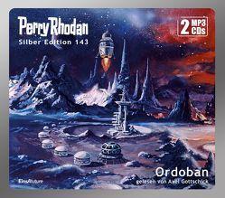 Perry Rhodan Silber Edition (MP3 CDs) 143: Ordoban von Gottschick,  Axel, n.b.