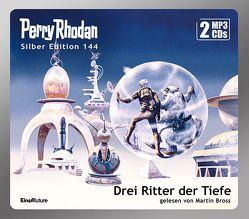 Perry Rhodan Silber Edition (MP3 CDs) 144: Drei Ritter der Tiefe von Bross,  Martin, Ellmer,  Arndt