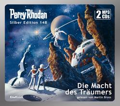 Perry Rhodan Silber Edition (MP3 CDs) 148: Die Macht des Träumers von Bross,  Martin, Griese,  Peter, Mahr,  Kurt, Vlcek,  Ernst, Ziegler,  Thomas