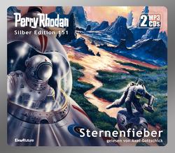 Perry Rhodan Silber Edition (MP3 CDs) 151: Sternenfieber von Gottschick,  Axel