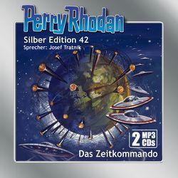 Perry Rhodan Silber Edition (MP3-CDs) 42: Das Zeitkommando von Darlton,  Clark, Kneifel,  Hans, Tratnik,  Josef, Voltz,  William
