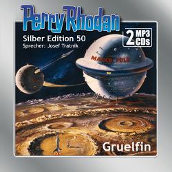 Perry Rhodan Silber Edition (MP3-CDs) 50: Gruelfin von H. G.,  Ewers, Kneifel,  Hans, Scheer,  K. H., Tratnik,  Josef