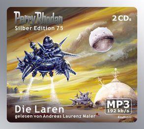 Perry Rhodan Silber Edition (MP3-CDs) 75 – Die Laren von Ewers,  H.G., Kneifel,  Hans, Mahr,  Kurt, Maier,  Andreas Laurenz, Vlcek,  Ernst, Voltz,  William