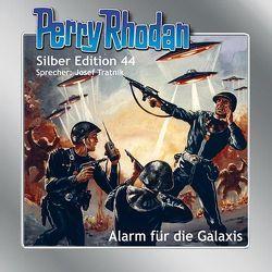 Perry Rhodan Silber Edition  Nr. 44 – Alarm für die Galaxis von Darlton,  Clark, Kneifel,  Hans, Tratnik,  Josef, Voltz,  Wiliam
