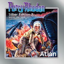 Perry Rhodan Silber Edition Nr. 7 – Atlan von Brand,  Kurt, Darlton,  Clark, Greis,  Hans, Scheer,  K. H., Schnurrer,  Achim, Sonnen,  Michael, Tratnik,  Josef, Voltz,  William