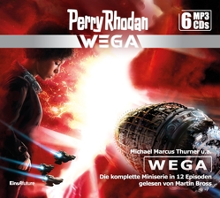 Perry Rhodan Wega – Die komplette Miniserie (6 MP3-CDs) von Bross,  Martin, Thurner,  Michael Marcus