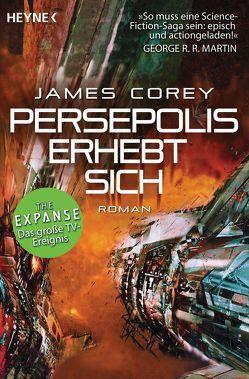 Persepolis erhebt sich von Corey,  James, Langowski,  Jürgen