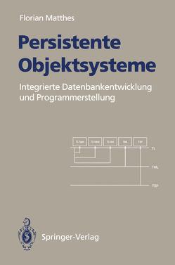 Persistente Objektsysteme von Matthes,  Florian