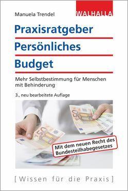 Persönliches Budget von Trendel,  Manuela