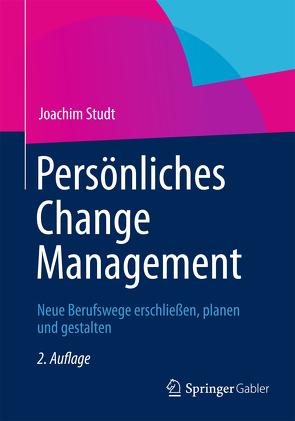 Persönliches Change Management von Heuberger,  Andreas, Studt,  Joachim
