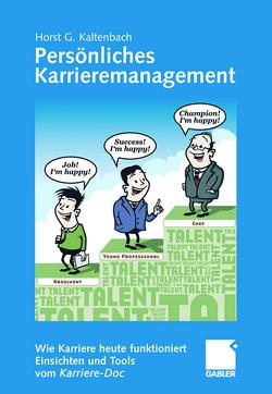 Persönliches Karrieremanagement von Kaltenbach,  Horst G.