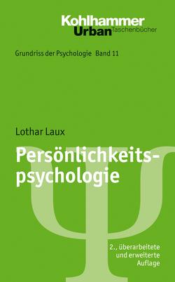 Persönlichkeitspsychologie von Laux,  Lothar, Salisch,  Maria von, Selg,  Herbert, Ulich,  Dieter