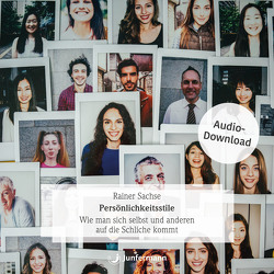 Persönlichkeitsstile von Krause,  Thomas, Sachse,  Rainer, Vollmer,  Jule