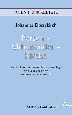Person – Miteinander – Kirche von Elberskirch,  Johannes