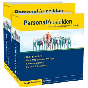Personal Ausbilden von Dietl,  Stefan F., Schmidt,  Hermann, Weiss,  Reinhold, Wittwer,  Wolfgang
