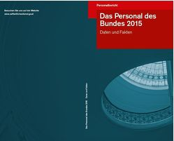 Personal des Bundes 2015 von Bundeskanzleramt,  Österreich