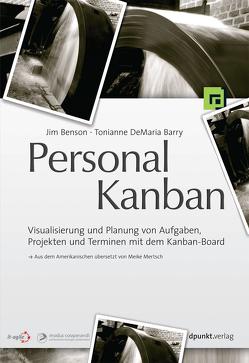 Personal Kanban von Barry,  Tonianne DeMaria, Benson,  Jim, Mertsch,  Meike