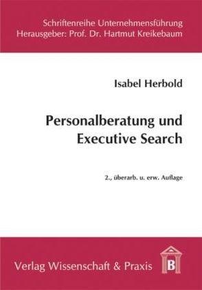 Personalberatung und Executive Search von Herbold,  Isabel