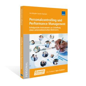 Personalcontrolling und Performance Management von Klingler,  Urs, Ouertani,  Jasmin