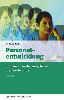 Personalentwicklung von Mentzel,  Wolfgang