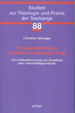 Personalentwicklung im Bereich Seelsorgepersonal von Schrappe,  Christine