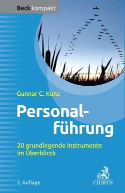 Personalführung von Kunz,  Gunnar C.