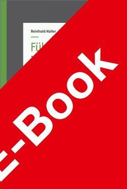 Personalführung in Wissenschaft und Forschung von Haller,  Reinhold