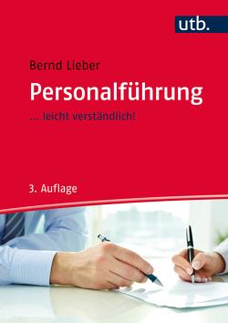 Personalführung von Lieber,  Bernd