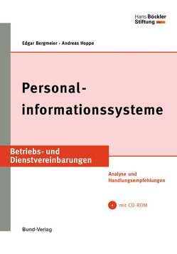Personalinformationssysteme von Bergmeier,  Edgar, Hoppe,  Andreas