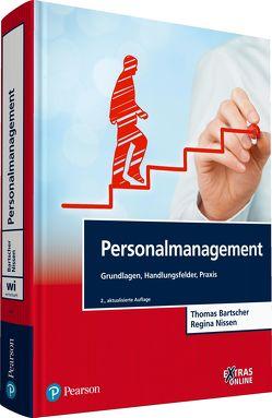 Personalmanagement von Bartscher,  Thomas, Nissen,  Regina
