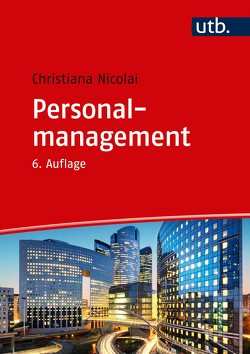 Personalmanagement von Nicolai,  Christiana