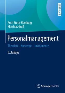Personalmanagement von Groß,  Matthias, Stock-Homburg,  Ruth