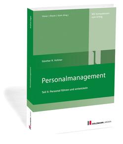 Personalmanagement von Vollmer,  Prof. Dr. Günther R.