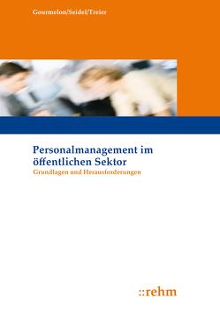 Personalmanagement im öffentlichen Sektor von Gourmelon,  Andreas, Seidel,  Sabine, Treier,  Michael