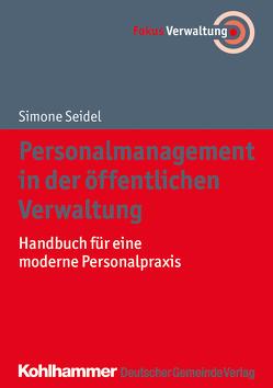 Personalmanagement in der öffentlichen Verwaltung von Seidel,  Simone